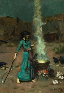 magic Circle waterhouse Tara Greene